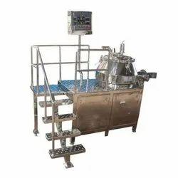 Stainless Steel Rapid Mixer Granulator