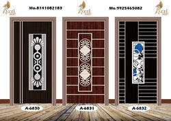 Laminated Paper Floor Door Skin