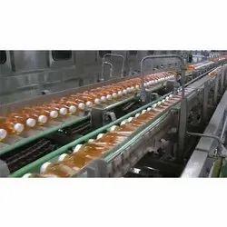 Bottle Handling Conveyor