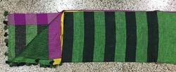 Hand Loom Woven Linen Saree