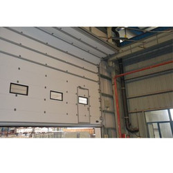 Industrial Sectional Overhead Door