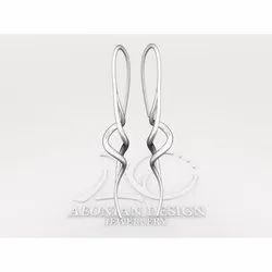 Party Ladies Aisha Sterling Silver Earrings