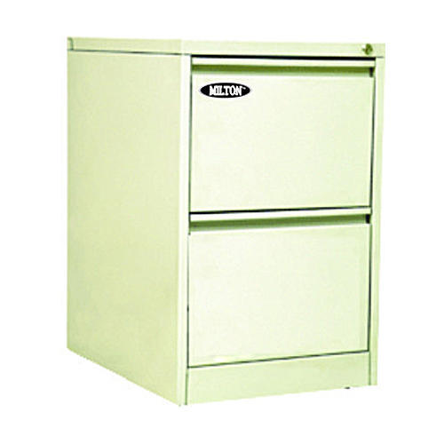 2 Drawers Filing Cabinet Rs 8000 Piece Milton Steel Industries