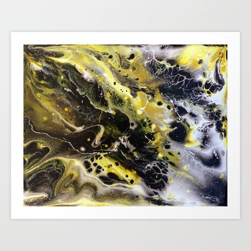 Flow Art Epoxy Resin
