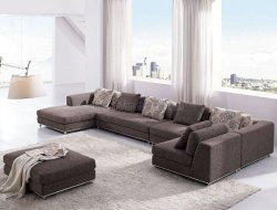 Foam U Shaped Sofa Set, Warranty: 5 Year