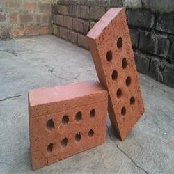 Eight Hole Exposed Brick
