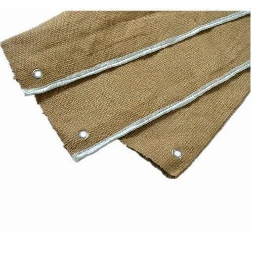 Ceramic Vermiculite Coated Welding Blanket