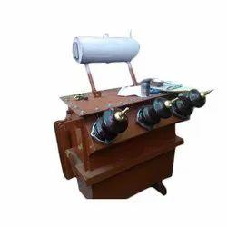 UV Three Phase 63KVA Copper Wound Transformer, Output Voltage: 433, Input Voltage: 11