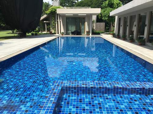 Perfect Swimming Pool Construction