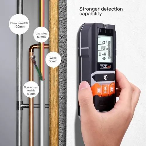 Wall AC Copper Pipe Root Detector