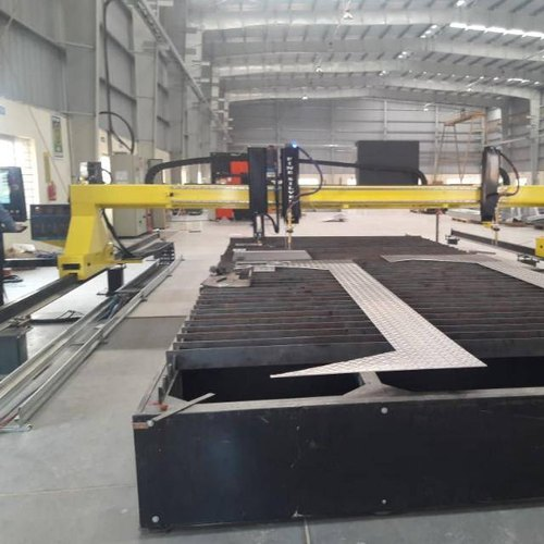 Machined Components - CNC Sheet Metal Cutting machine