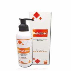 Tosc Anti Fungal Anti Bacterial Keto Body Wash 200ml Rs 899 Milliliter Id 19446508173