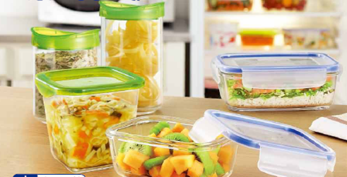 Luminarc Food Storage Boxes Food Storage Boxes Containers Gift