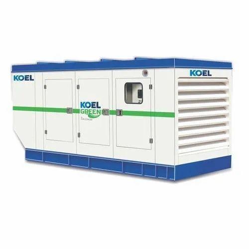 KOEL KG1-180WS Silent Diesel Generator