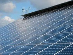 Epc Grid Tie Solar Power Plant Installation Service, For Industrial