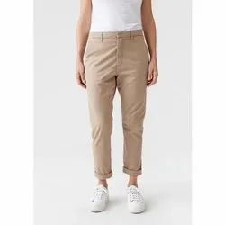Clay Boy Cotton Mens Casual Trousers