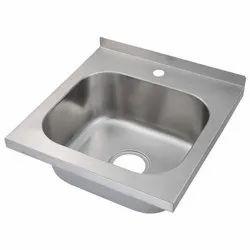 Stainless Steel Rectangular Wash Basin