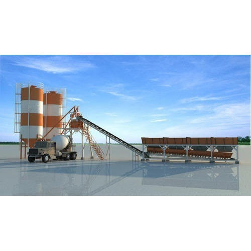 Ready Mix Concrete Plant - RMC Plant Manufacturer from Ahmedabad
