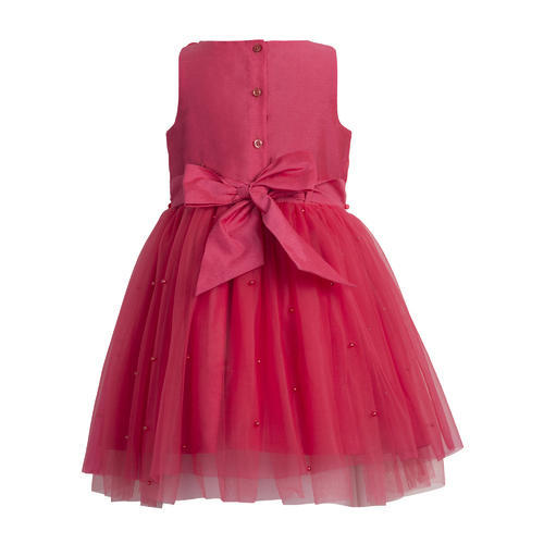 40e76db1f9a0 2-3 Years To 6-7 Years Coral Princess Dresses For Girls