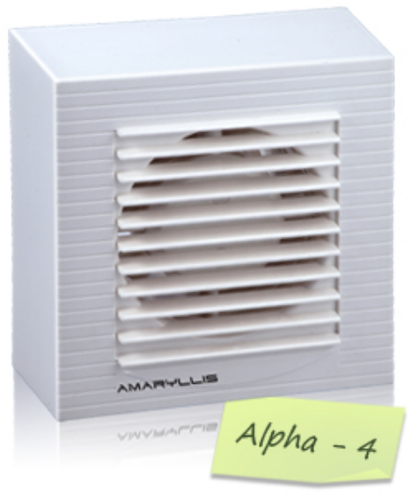 Bathroom Fans Alpha - 4