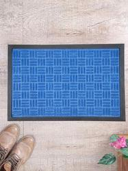 SWHF Door and Floor Virgin Rubber and Extremely Durable Mats, Size: 60x35 cm
