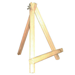Easel Wooden Stand for Tile