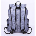 Grey Leisure College Bag