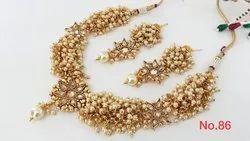 Golden Fancy Artificial Jewellery