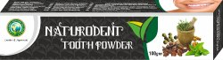 Naturodent Tooth Powder