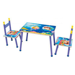Study Table Chair Set