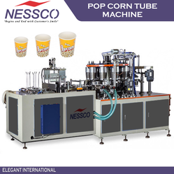 Pop Corn Tub Machine, 13 Kw