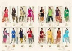 Casual Wear Punjabi Dresses