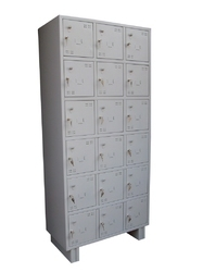 18 Door Commercial Lockers