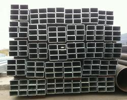 Galvanized Rectangular Pipes
