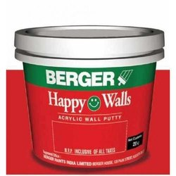Berger Wall Putty - Berger Putty Latest Price, Dealers