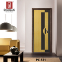 PC-831 Waterproof Premium Coated Designer Wooden Door