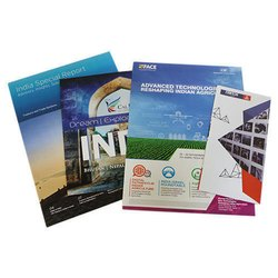 Digital Brochure Printing Service