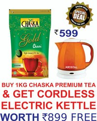 Chaska Kettle Pack