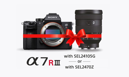 Sony A7r Iii 35 Mm Full-frame Camera With Autofocus at Rs 264990 ...