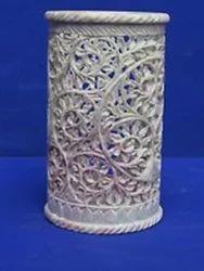 Soapstone Antique Gift Flower Vase