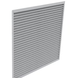 External Louvers