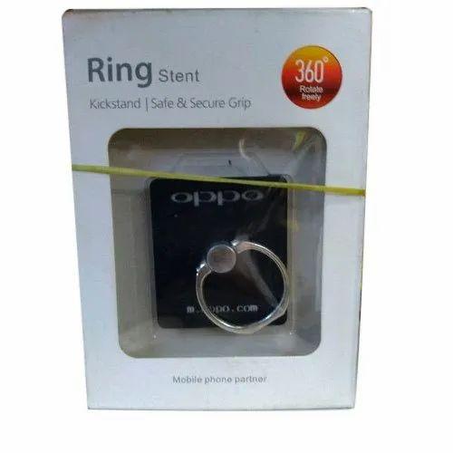 Plastic Mobile Ring