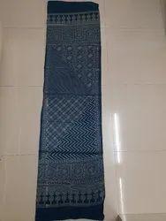 Party Wear Printed STOLE MASHRU SILK