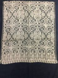 Kashmiri Ari Embroidered Cutwork Stoles