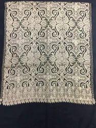 Kashmiri Ari Embroidered Cutwork Stoles