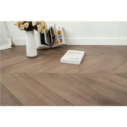 Chevron Engineered Wooden Flooring