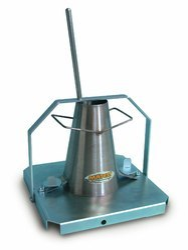Concrete Slump Cone Apparatus