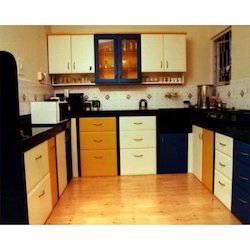 U Shaped Kitchen Designing Services