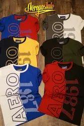 Multicolor Cotton T-shirt T Shirts