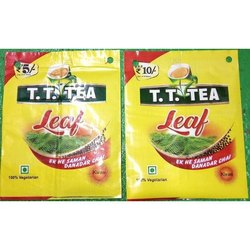 250 Gm Tea Packaging Plastic Pouch